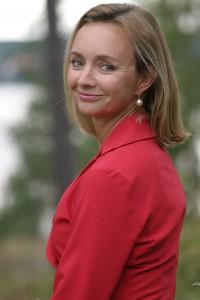 Anna Nilsson Vindefjärd Forska!Sveriges generalsekreterare