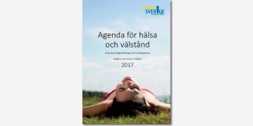 """Ny rapport, """"Agenda för hälsa och välstånd – 2017"""": Nya metoder krävs för att begränsa ökade vårdkostnader"""