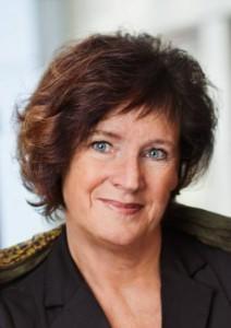 Annelie Nordström Ordförande Kommunal Fotograf: Fredrik Sandin Carlson