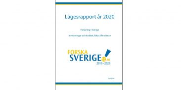 Forska!Sveriges Lägesrapport år 2020