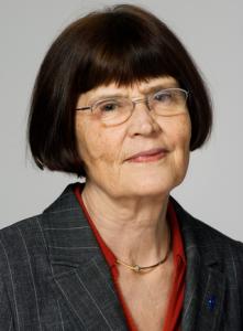 Ingalill Bjöörn Förbundsordförande Astma och Allergiförbundet