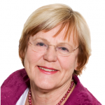 Ingrid Kössler Medlem Europeiska Ekonomiska och Sociala Kommittén fd ordförande Bröstcancerföreningens Riksorganisation