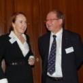 Mary Woolley och Hans Bergström