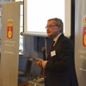 Carl-Henrik Heldin (Uppsala universitet, Styrelseordförande för Nobelstiftelsen, Vice president Europeiska forskningsrådet)
