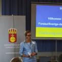 Anna Nilsson Vindefjärd (Generalsekreterare Forska!Sverige)