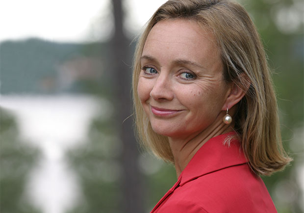 Generalsekreterare - Anna Nilsson Vindefjärd
