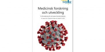Ny rapport: Medicinsk forskning och utveckling – En förutsättning för att hantera framtida hälsohot