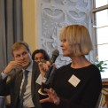 Catharina Svanborg (Lunds Universitet och mottagare av Forska!Sveriges utmärkelse till forskare 2014)