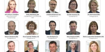Välkommen till riksdagsseminarium med Forska!Sverige och RIFO den 4/2
