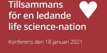 Välkomna till en digital life science-konferens den 18/1